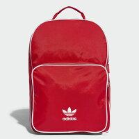 Adidas愛迪達,adidas愛迪達後背包推薦到ADIDAS CLASSIC BACKPACK MEDIUM後背包 經典 復古 運動 紅【運動世界】CW0636