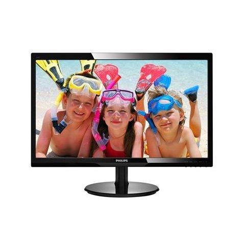 【新風尚潮流】PHILIPS飛利浦 電腦液晶顯示器 螢幕 V系列 24吋型 VGA HDMI 246V5LDSB