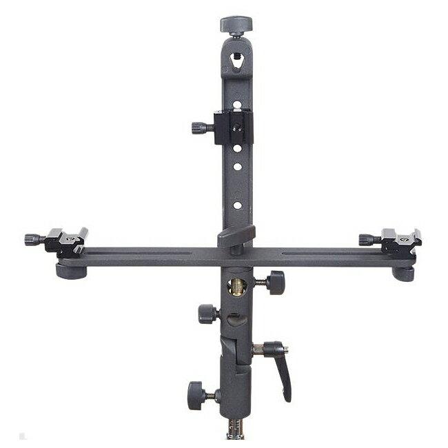 ◎相機專家◎ Phottix 十字型閃光燈支架 FTx2 Flash Bar 3閃燈支架 公司貨 87510