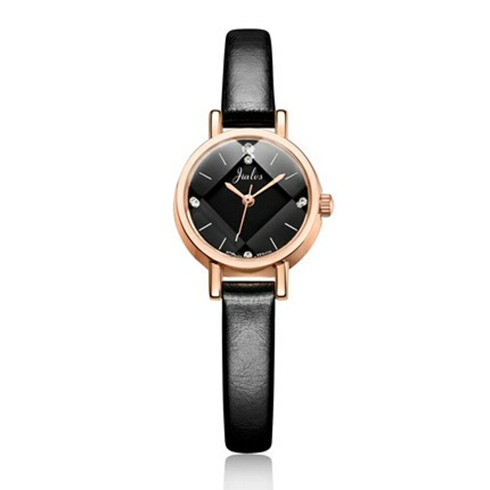 新款韓版潮流時尚女士手錶小錶盤簡約休閒大氣防水學生石英錶 全館免運SUPER 全館特惠9折