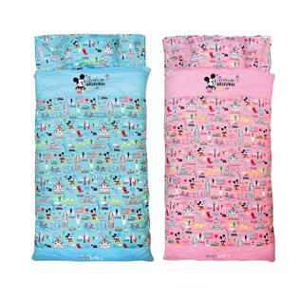 小奶娃婦幼用品:ViViBaby-Disney迪士尼米奇愛旅行睡袋