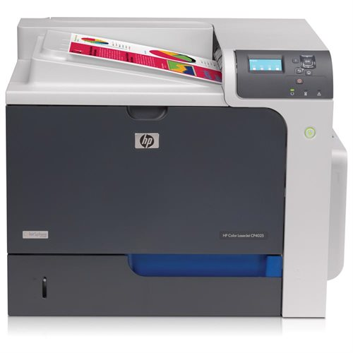 Refurbished HP LaserJet CP4025dn Color Laser Printer 0