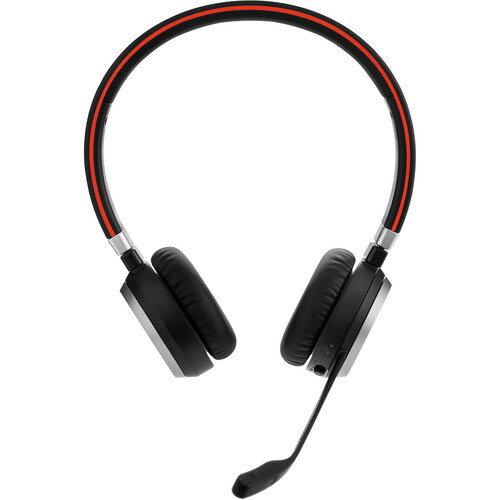 Jabra EVOLVE 65 UC Stereo Bluetooth Headset 6599-829-409 1