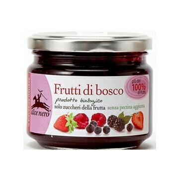 有機尼諾^~有機綜合野莓果醬270公克  罐