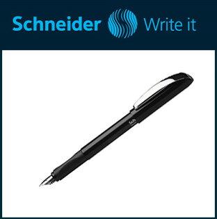 Schneider施奈德Smart680鋼筆F-黑色支