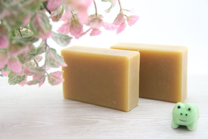 皂緣手工皂~羊奶黑糖滋養皂 一入