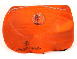 【鄉野情戶外專業】 LiFESYSTEMS |英國|  Survival Shelter 4 緊急求生帳/露宿帳 四人外帳/42320