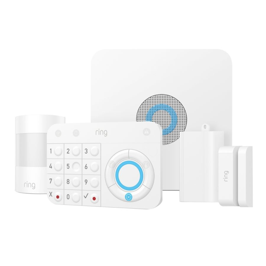 5-Piece Ring Alarm Home Security System Kit