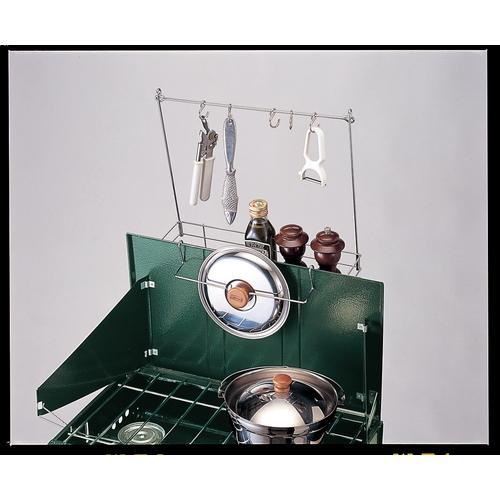 【露營趣】中和安坑ColemanCM-7098雙口爐專用掛架汽化爐413氣化雙口爐CM-0391用