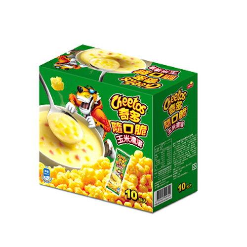 愛買線上購物:奇多隨口脆玉米濃湯味玉米脆280g【愛買】