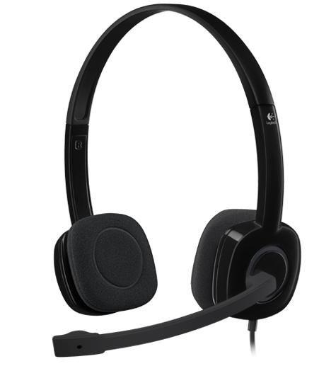 羅技 Logitech H151 立體聲耳機麥克風