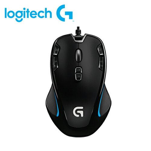 【logitech 羅技】G300S 玩家級光學滑鼠【三井3C】 - 限時優惠好康折扣