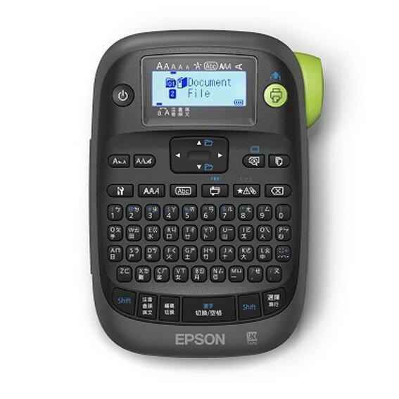 含稅附保固 EPSON愛普生 LW-K400 超輕巧可攜式標籤機 標籤印表機 列印機 注音輸入 (LW-400升級版)
