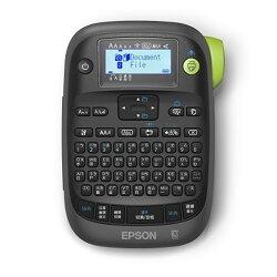 含稅附發票 EPSON愛普生 LW-K400 超輕巧可攜式標籤機 標籤印表機 列印機 注音輸入 (LW-400升級版)