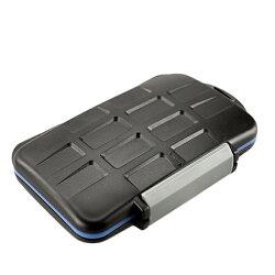 又敗家@JJC四張CF各2張Micro SD/MSPD/XD/SDXC記憶卡收納盒CF記憶卡盒MSPD記憶卡盒SDHC記憶卡盒XD記憶卡盒SD記憶卡盒儲存盒儲藏盒保護盒
