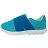 《限時特價799元》 Shoestw【63W1FR61CB】PONY健走鞋 繃帶鞋 水藍 女款 1