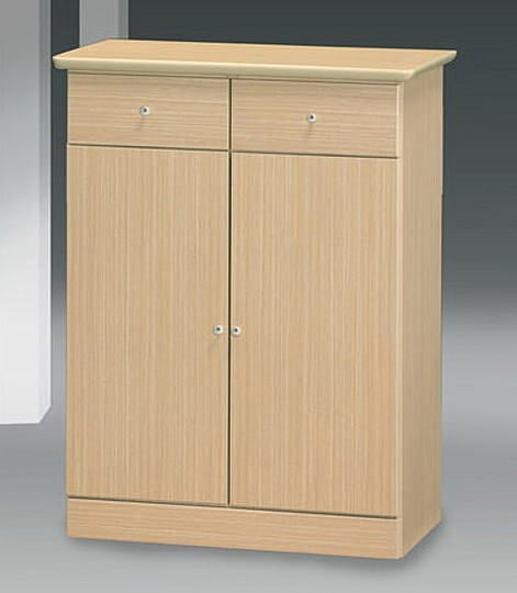 【尚品家具】房仲投資最愛超便宜 628-10 白橡2.6尺鞋櫃~另有柚木、胡桃、山毛色