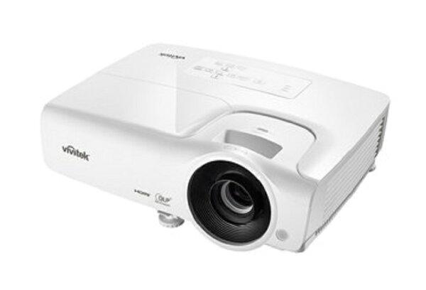得意專業家電音響:VIVITEKFULLHD3500ANSI高解析高亮度投影機(DH268)