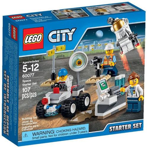 ~LEGO 樂高積木~City 城市系列 ~ 太空探險入門套裝 LT~60077