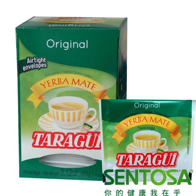 【小資屋】三多 健康系列 Taragui瑪黛茶(60g/盒)效期:2018.05