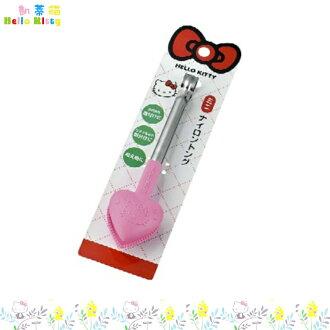 三麗鷗 凱蒂貓 Hello Kitty 沙拉夾食物料理夾麵包夾 鋼把手 pvc夾頭 日本進口正版 168993