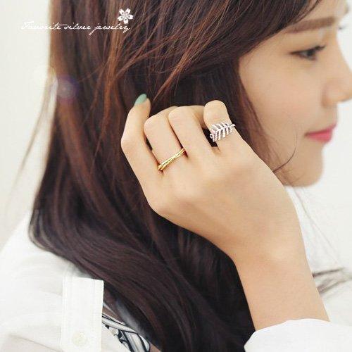 簡約五件套戒指LJ5077【櫻桃飾品】【LJ5077】
