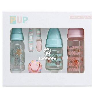 奇哥 PUP 哺育禮盒/奶瓶禮盒-(附提袋) 301000 好娃娃
