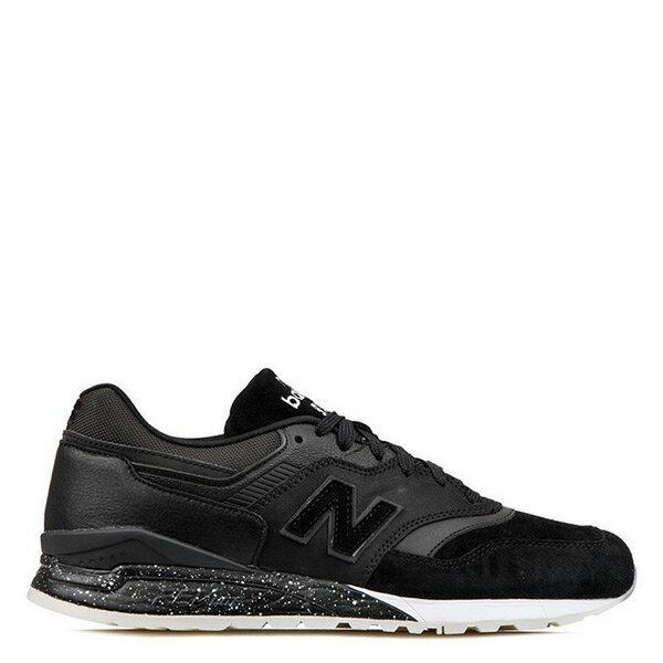 【EST S】New Balance ML997HBA 997 997.5 麂皮 余文樂 潑點 黑白 慢跑鞋 G1201