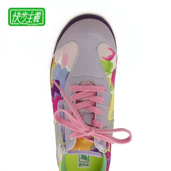 【AHASI】快步主義女用健康鞋L100 ~日本設計製造,重量輕盈無負擔,達到減震與防滑效果! *日本進口*『康森銀髮生活館』無障礙輔具專賣店