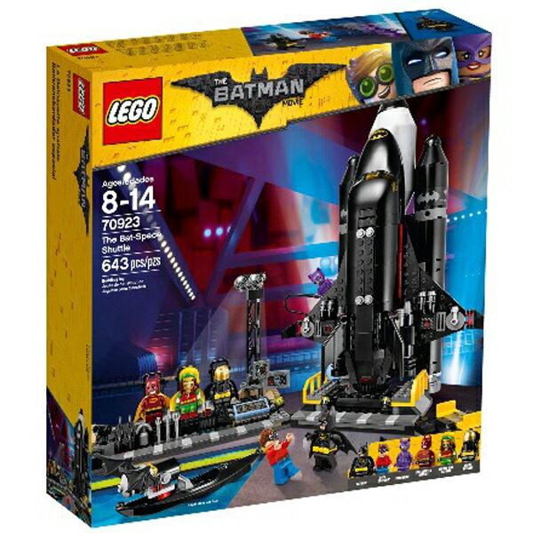 【LEGO 樂高積木】樂高蝙蝠俠電影系列 - The Bat-Space Shuttle LT-70923