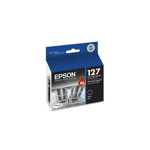 Epson 127 Extra High-Capacity Black Ink Cartridge 1