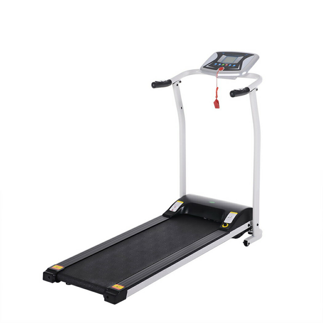 Ancheer Mini Folding Electric Running Training Fitness Treadmill 4
