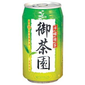 維他露 御茶園 冰釀綠茶 335ml