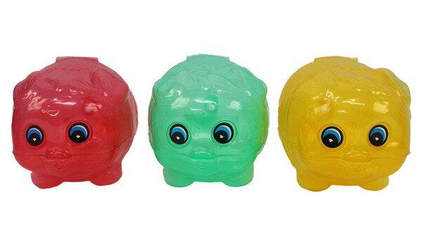 小豬撲滿 小明豬 透明豬撲滿/一個入(特20) 豬存錢筒 MIT製-名