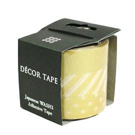 NCL Decor Tape 和紙膠帶  三捲裝  DT15~3P~23