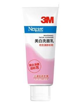 3M Nexcare 美白洗面乳100g