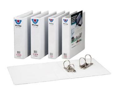 雙鶖牌 FLYING DBV~2070 PVC 3吋二孔西德目錄夾   個