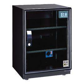 收藏家 Turbo~76單門桌上型電子防潮箱
