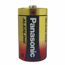 Panasonic國際1號鹼性電池^(2入  封^)