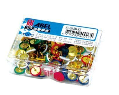 ABEL#1005 彩色圖釘