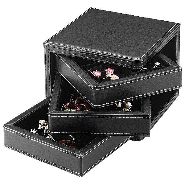 波德徠爾皮質印收藏盒 HTB~1199 ^~可放印鑑  珠寶^~