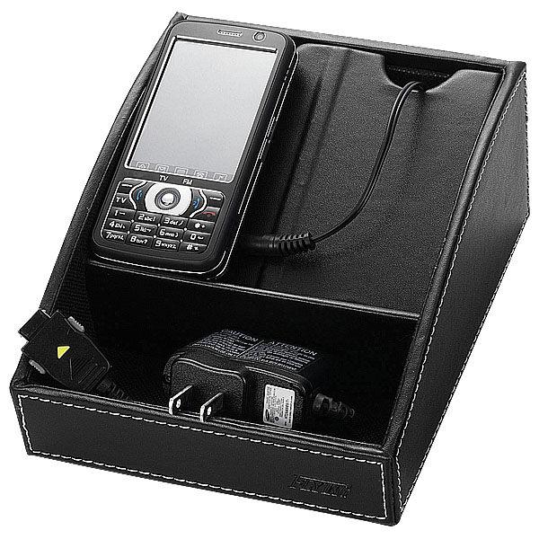 波德徠爾皮質收納盒 HCS-1116 *可放手機  充 *