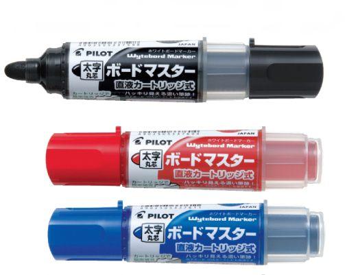 PILOT WMBM-18BM百樂環保白板筆(粗字)3.2mm 筆跡幅度
