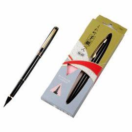 日本吳竹DT140-13C鋼筆型卡式萬能毛筆
