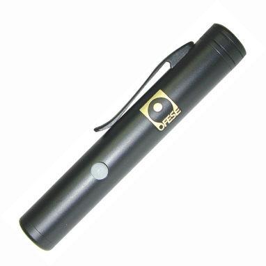 振詮文具房:OFESE短型攜帶式雷射筆*LS6(發光二號體-4號電池)
