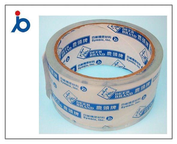 四維鹿頭牌 超透明OPP膠帶PPS7 48mmX40Y(單捲包)