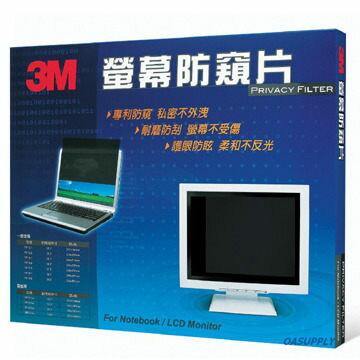 <br/><br/>  3M TPF19.0W (寬)螢幕光學防窺片<br/><br/>