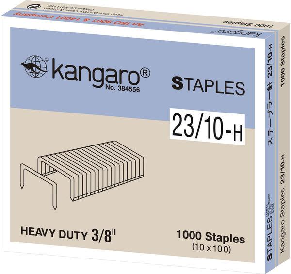 Kangaro2310多功能訂書針(1000小盒)