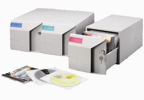 組合式CD整理盒20片裝 CD-201