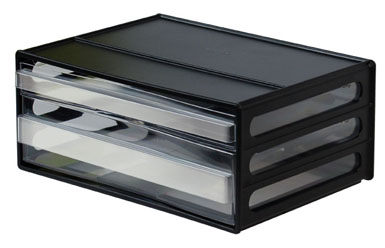 樹德DDH-111 A4橫式二層資料櫃(顏色隨機出貨)338Wx250Dx141Hmm